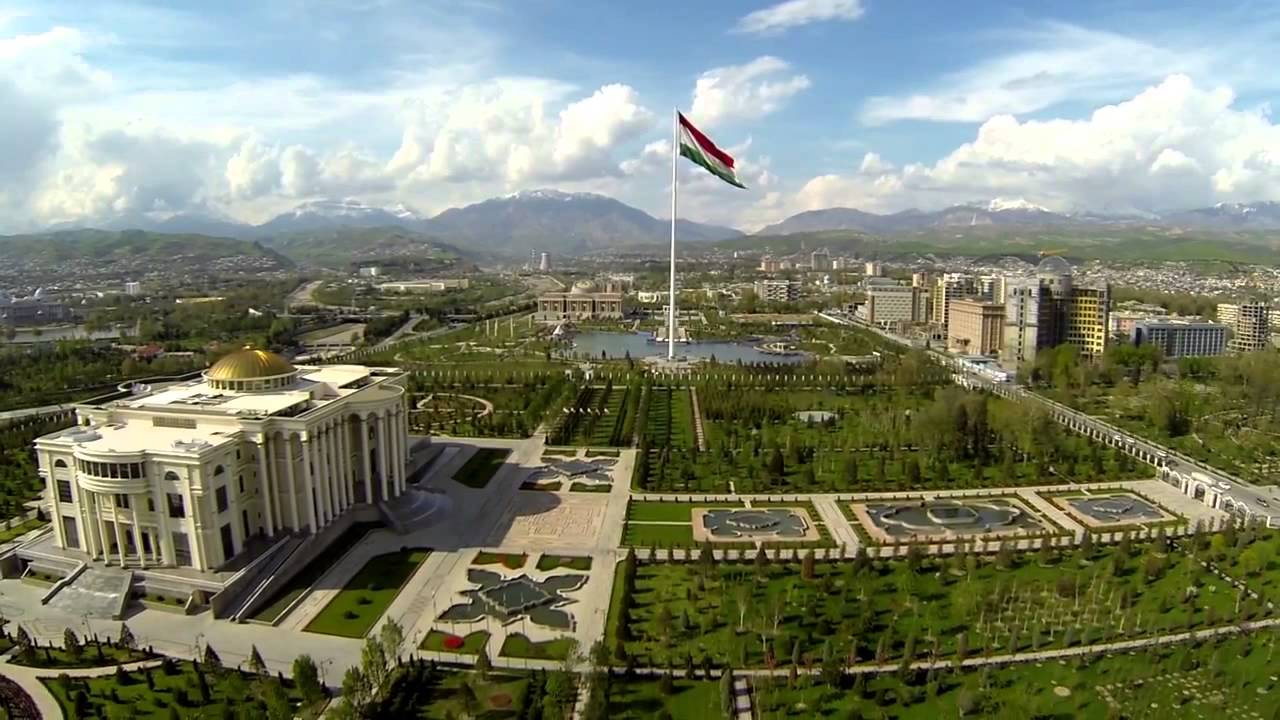 The capital of Tajikistan is Dushanbe. Photos and sights 71